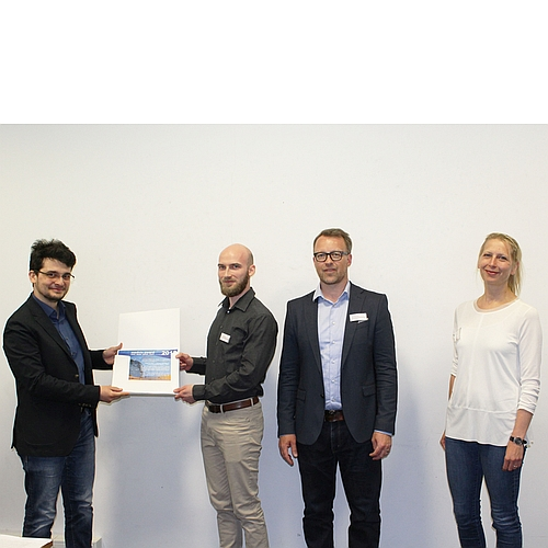 Impression of MedVis Award 2018
